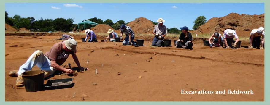 Excavations at Abinger 2017
