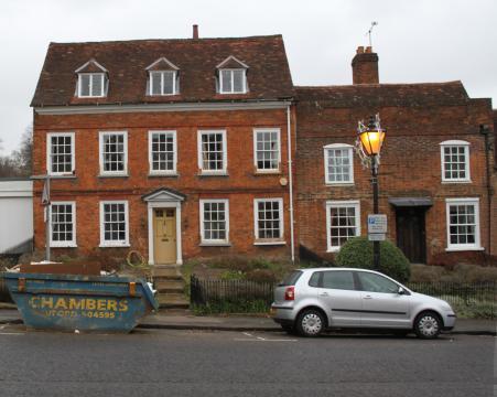 45 Castle Street, Farnham