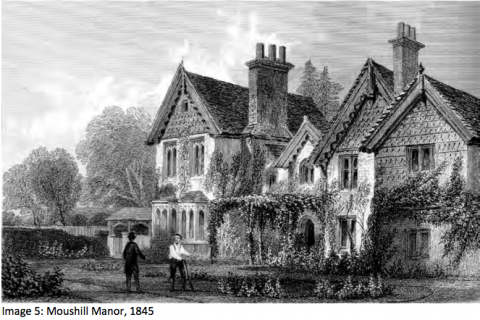 Moushill Manor 1845
