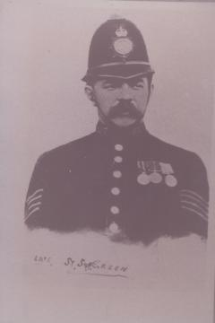 Sergeant Green