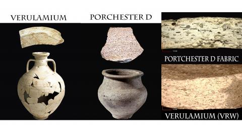Form and fabric in Roman pottery